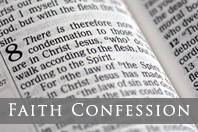 Faith Confession